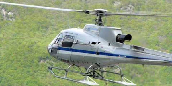 Elicottero precipita nel Varesotto, un morto e due feriti gravissimi
