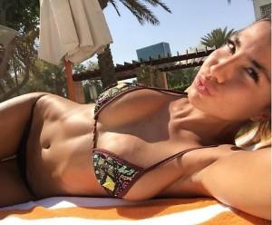 Andrea Iannone, chi è l'ex Claudia Manzella FOTO