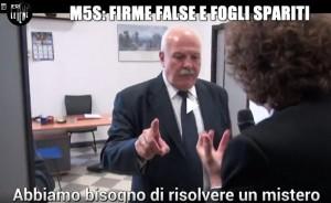 """Le Iene, Fnsi: """"Inviato trattenuto per inchiesta su presunti brogli M5s a Palermo: sconcertante"""""""