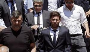 Lionel Messi, malore in volo: colpa delle turbolenze