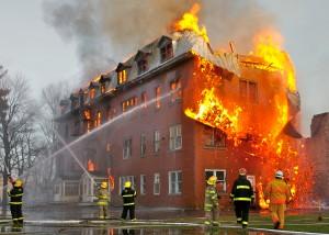 Bolzano: fiamme in appartamento, morta donna di 89 anni