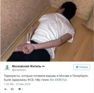 Russia, teste cuoio in azione: arrestati 10 affiliati Isis