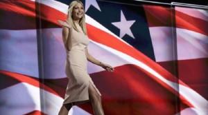 Ivanka Trump, la figlia prediletta del presidente sarà la prima donna alla Casa Bianca?