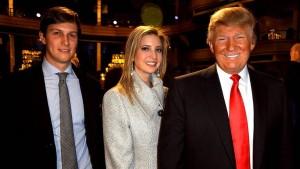 """Trump, pieni poteri al """"genero"""". Come se il marito di Marina Berlusconi..."""