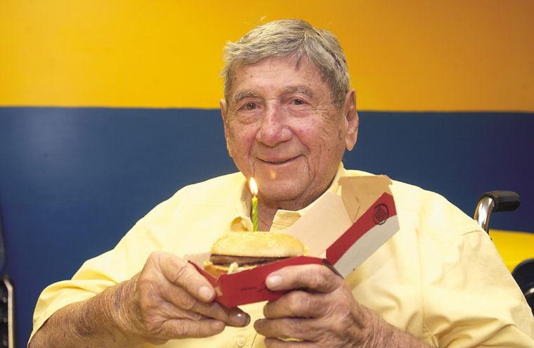 È morto Jim Delligatti, inventore del Big Mac