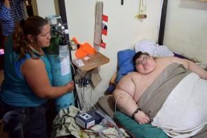 YOUTUBE Juan Pedro Franco Salas, 500 kg di peso, esce di casa dopo 6 anni