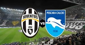 Juventus-Pescara streaming - diretta tv, dove vederla