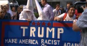 Ku Klux Klan annuncia parata per la vittoria di Trump