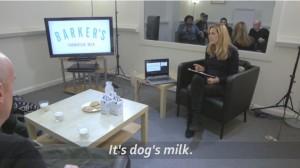 YOUTUBE Ti piace questo latte...di cane? La nuova campagna della Peta