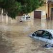 YOUTUBE Maltempo Sicilia, fiume d'acqua a Licata FOTO E VIDEO04