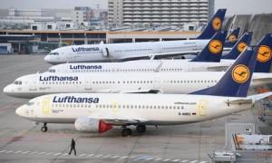 Lufthansa, piloti in sciopero fino a venerdì: a terra 1.800 voli