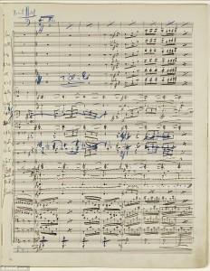 Guarda la versione ingrandita di Sinfonia No. 2 di Gustav Mahler venduta all'asta per 4,5 mln sterline
