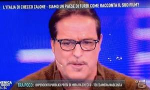Marco Baldini, ospite da Barbara D'Urso