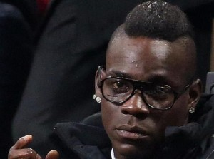 """Italia-Germania, Mario Balotelli a San Siro: """"Sono un tifoso. Dico Milan per il derby"""""""