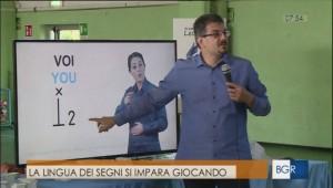 Autismo, la lingua segreta per poter parlare inventata da Mario Taddei arriva nelle scuole