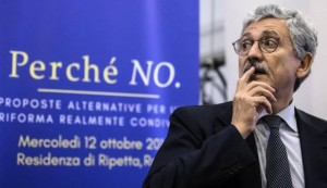 Referendum, prima di votare no pensate a Massimo D'Alema e leggete qui...