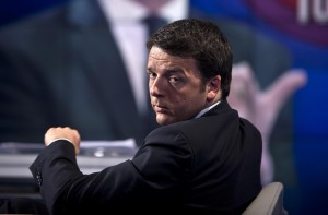 Guarda la versione ingrandita di Renzi: Alla Ue diamo 20 miliardi, ne prendiamo 12. Ora inizino un po' a sganciare