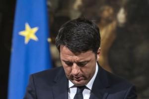 Guarda la versione ingrandita di Renzi fatto fuori, resta solo Merkel. Chi me l'avesse detto a 20 anni