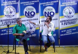 """Don Alberto Vigorelli: """"O siete di Salvini o siete cristiani"""". Omelia a Mariano Comense"""
