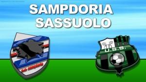 Sampdoria-Sassuolo streaming - diretta tv, dove vederla