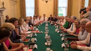 """Brexit, il memo segreto del Governo May: """"Non abbiamo un piano"""""""