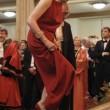 Theresa May parla al banchetto dei Lord di Londra, gli ospiti dormono5