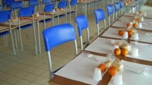 Argenta, mensa della scuola saccheggiata durante il ponte
