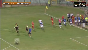 Messina-Fondi Sportube: streaming diretta live, ecco come vedere la partita