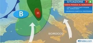 Liguria, dalle 21 allerta rossa: domani scuole e mercati chiusi