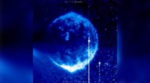 Sfera di luce misteriosa sul Sole, ufologi scatenati