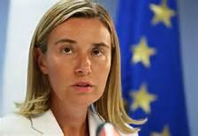 Guarda la versione ingrandita di Federica Mogherini