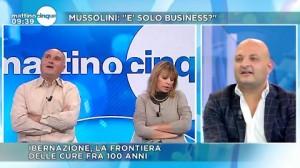 """Cecilia Iubei ibernata, Alessandra Mussolini contro il figlio: """"Solo business"""""""