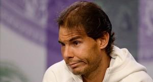YOUTUBE Rafael Nadal, trapianto di capelli: ma per ora è...spelacchiato