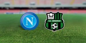 Napoli-Sassuolo diretta live. Formazioni ufficiali in arrivo