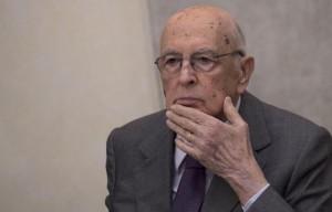 "Referendum, Napolitano endorsement: ""Voto sì, è sfida aberrante"""