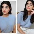 Natalia Castellar, la modella una volta vittima dei bulli per...le sopracciglia2