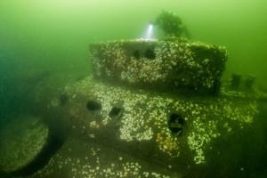 Guarda la versione ingrandita di Sottomarino scomparso nella prima guerra mondiale. Ora lo scheletro intatto rivela...