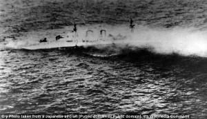 Guarda la versione ingrandita di Seconda Guerra Mondiale, navi inglesi affondate sparite dai fondali