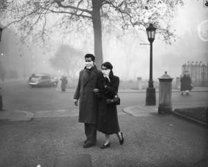 Nebbia killer a Londra nel 1952 uccise 12mila persone. In Cina no, perché?