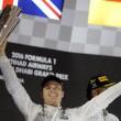 F1, Abu Dhabi: Hamilton vince, ma Rosberg è campione del mondo