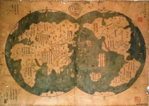 America, e se fosse stato un cinese a scoprirla prima di Colombo? La storia della mappa di Zheng He