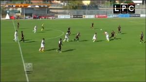 Olbia-Racing Roma Sportube: streaming diretta live, ecco come vedere la partita