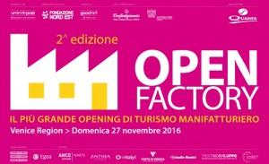 Guarda la versione ingrandita di Open Factory 2016: visita in 70 aziende per scoprire la cultura d'impresa