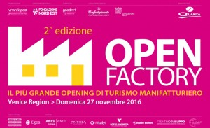 Open Factory 2016: visita in 70 aziende per scoprire la cultura d'impresa