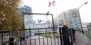 Parigi, allarme bomba all'ospedale europeo Georges Pompidou