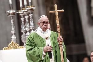 Guarda la versione ingrandita di Papa Francesco ai detenuti: