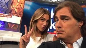 """Melissa Satta e Pierluigi Pardo a """"Quelli che..."""": polemica in Rai"""