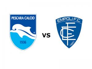 Pescara-Empoli streaming - diretta tv, dove vederla
