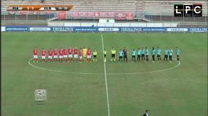 Piacenza-Giana Erminio Sportube: streaming diretta live, ecco come vederla