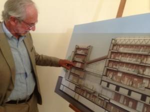 Renzo Piano inaugura la biblioteca dell'Università di Trento: 7 piani, 340mila volumi